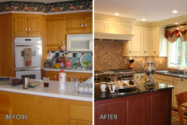 Before And After Pics Of Arcadia House Remodels Kitchen